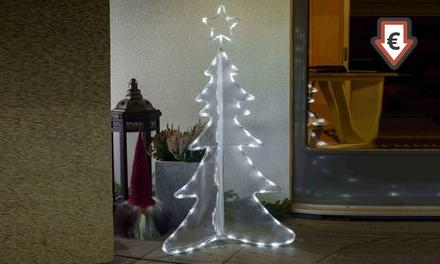 Konstsmide LED-Tannenbaum oder LED-Stern bis zu über 1m groß und RGB Farbwechsel