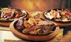 El Chico - Beaumont Residential: $14 for a Fajita Meal for Two at El Chico ($27.98 Value)