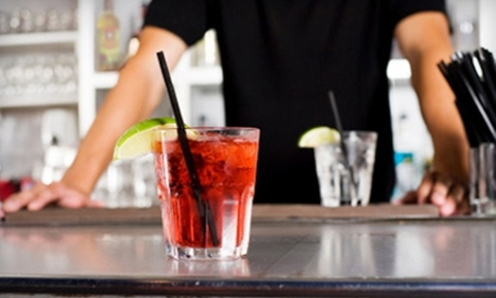 The Academy of Professional Bartending School - New Rochelle: $119 for a Full Bartending Course at The Academy of Professional Bartending School in New Rochelle ($295 Value)