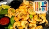 Chix Sea Grill and Bar - Northeast Virginia Beach: $15 for $30 Worth of Seafood and Drinks at Chix Sea Grill and Bar in Virginia Beach