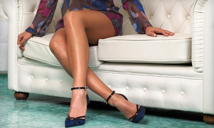 Timeless Medical Spa - Rochester Hills: Two or Four Laser Spider-Vein Treatments or Body Contouring at Timeless Medical Spa in Rochester Hills (Up to 70% Off)