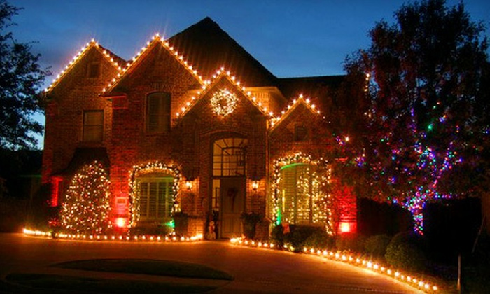 Five Star Holiday Decor - Glastonbury: Holiday-Light Removal Package for One- or Two-Storey Home from Five Star Holiday Decor (Up to 61% Off)