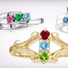 Angara, Inc.: $49 for $100 or $95 for $200 Worth of Jewelry with Free Shipping from Angara.com