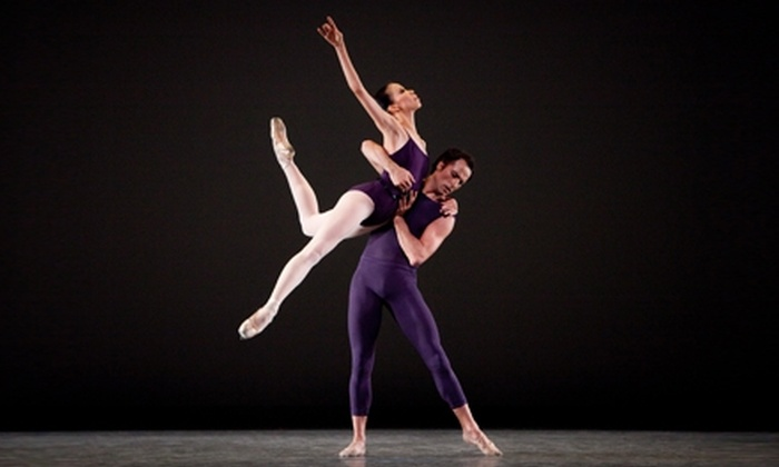 "Ballet Arizona - Downtown Phoenix: $34 for One Silver-Tier Ticket to Ballet Arizona's Performance of ""Modern Masters"""