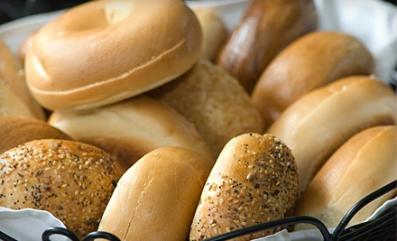 $25 Groupon to Bagels & Co.  - Bagels & Co.  in Bayside