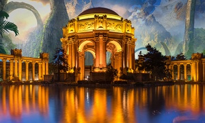 Palace of Fine Arts: New Year's Eve 2018  – Up to 32% Off  at Palace of Fine Arts: New Year's Eve 2018 , plus 6.0% Cash Back from Ebates.
