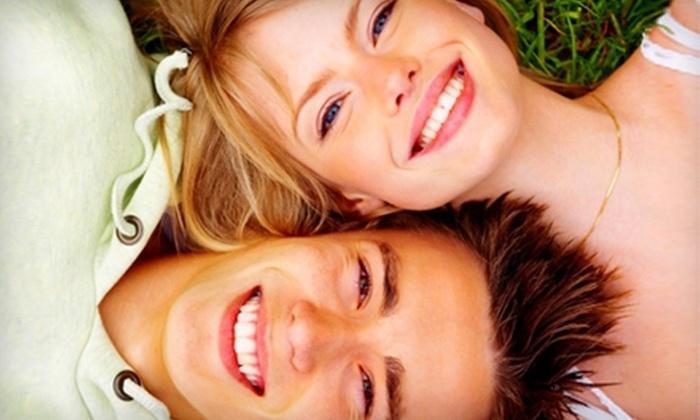 OKC Smiles - Kingsridge: $179 for an Exam, X-rays, and Zoom! Teeth Whitening at OKC Smiles