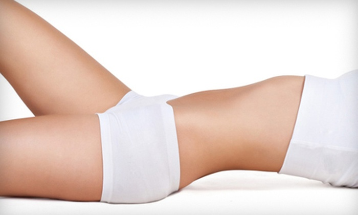 Elegance Medi Spa - Multiple Locations: One or Three LipoLaser Body-Contouring Treatments at Elegance Medi Spa (Up to 80% Off)