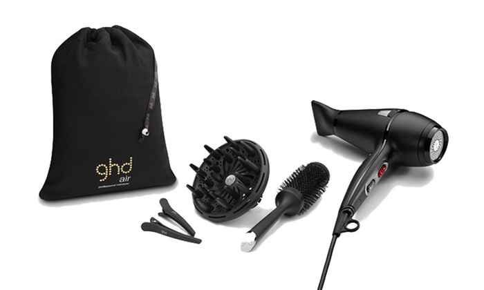Up To 12 Off Ghd Air Hairdryer Or Style Kit Groupon