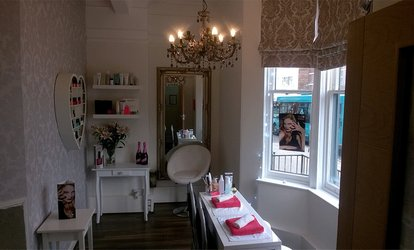 image for Choice of Pamper Package at Venus Nails and Beauty (Up to 67% Off)