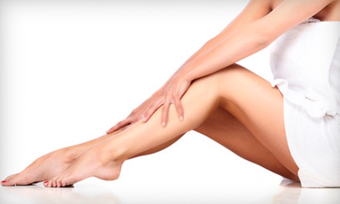 New Look Skin Center - Multiple Locations: Two or Three Laser Spider-Vein Treatments at New Look Skin Center (Up to 53% Off)