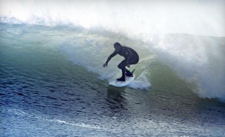 Dacane Surf Shop: Surf Camp Lesson - Dacane Surf Shop in Halifax