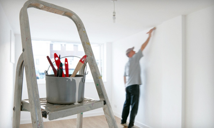 Vision Pro Painting - Central City: $39 for Interior Painting for One Room from Vision Pro Painting ($225 Value)