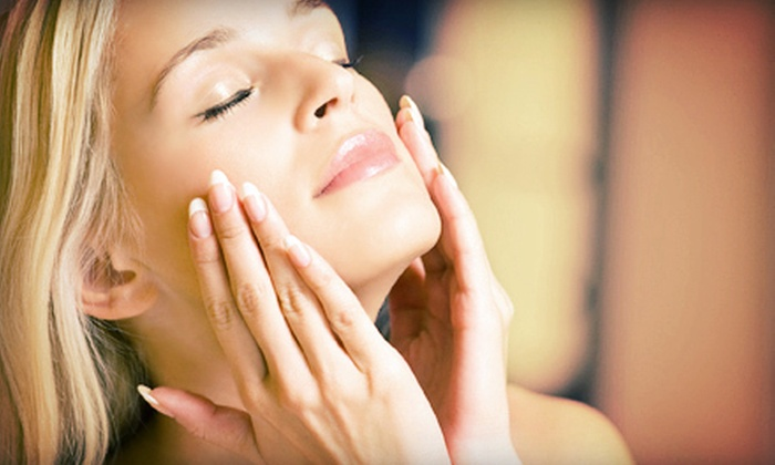 Naz Beauty Salon - Sunnyvale: One or Three Facials at Naz Beauty Salon (Up to 53% Off)