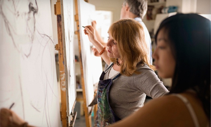 Phoenix Center for the Arts - Phoenix Center for the Arts: $29 for an Art Class at Phoenix Center for the Arts (Up to $240 Value)