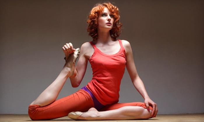 Bikram Yoga Mesa - Bikram Yoga Mesa: $29 for One Month of Unlimited Classes at Bikram Yoga Mesa (Up to $140 Value)