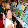 Up to 54% Off Wine & Painting Class