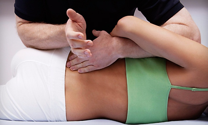 Lark Chiropractic - Hoover: $49 for Consultation, Exam, X-rays, and Four Treatments at Lark Chiropractic ($488 Value)