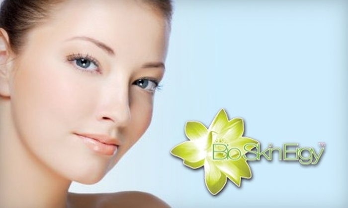Bioskinergy - Upper West Side: Skincare Services or Three Laser Hair-Removal Sessions at Bioskinergy. Two Options Available.
