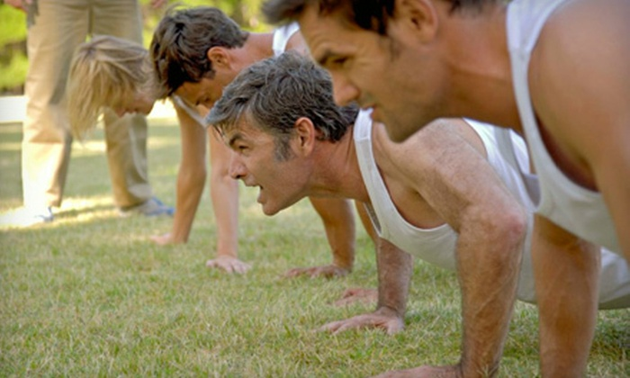 Class Fitness - Multiple Locations: One or Two Months of Unlimited Boot-Camp Classes at Class Fitness (Up to 83% Off)