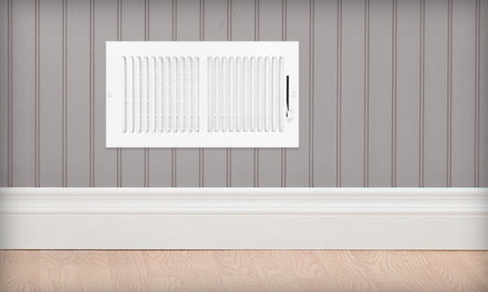 Deep Breath Air Duct Clean - Downtown: $69 for a Home Air-Duct Cleaning and Furnace Inspection from Deep Breath Air Duct Clean (Up to $369 Value)