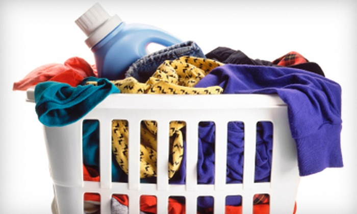 My Laundry Hamper - Multiple Locations: $25 for $100 Worth of Laundry and Dry Cleaning Delivery and Pick-Up Services from My Laundry Hamper