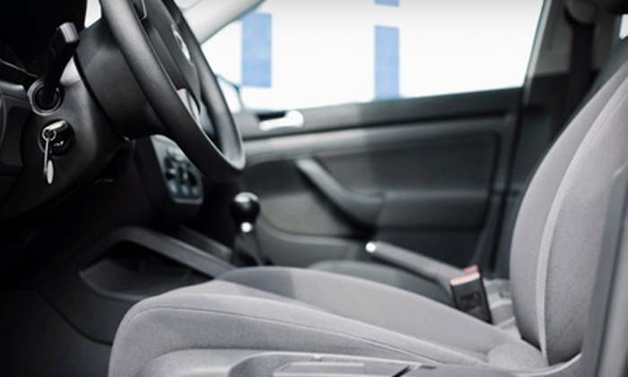 Dilo's Auto Spa - Leavenworth: Premier Detailing Package at Dilo's Auto Spa (Up to 57% Off). Three Options Available.