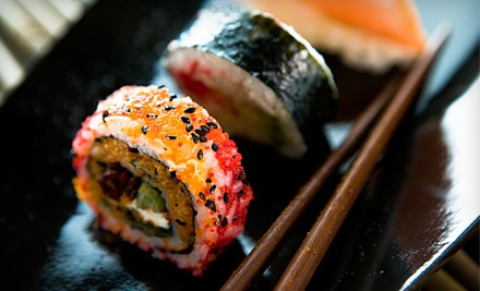 Sushi Dinner for 2 (up to a $37.50 value) - Enzo Sushi in Sandy Springs