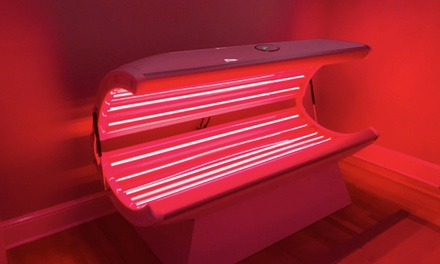 One, Three, or Six Red-Light Therapy Sessions at Charleston Redbed (Up to 71% Off)