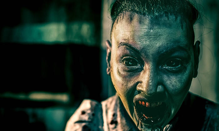 The Fear Experience - Cleveland: Haunted-House Admission for Two, Four, or Six at The Fear Experience (Up to 54% Off)