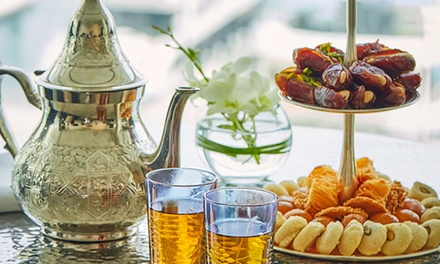 Iftar Buffet with Free-Flowing Ramadan Beverages or Pool Pass with Lunch at 5* Yas Viceroy Hotel