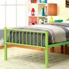 Twin or Full Conner Metal Bed