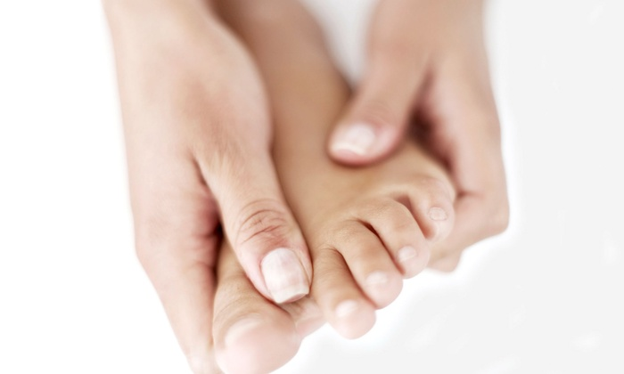 Precision Laser Studio - Meredith: Laser Toenail-Fungus-Removal Treatment for One or Both Feet at Precision Laser Studio (Half Off)