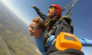 Skydive Collegeville: Tandem Skydive for One or Two at Skydive Collegeville (Up to 52% Off)