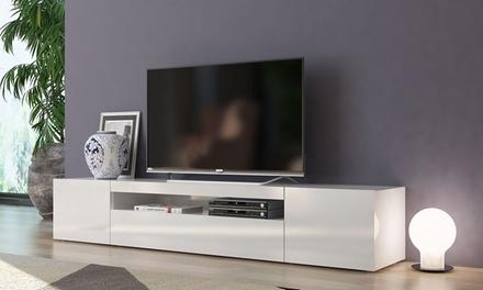 Porta TV Daiquiri Made in Italy disponibile in 2 misure e 3 colori