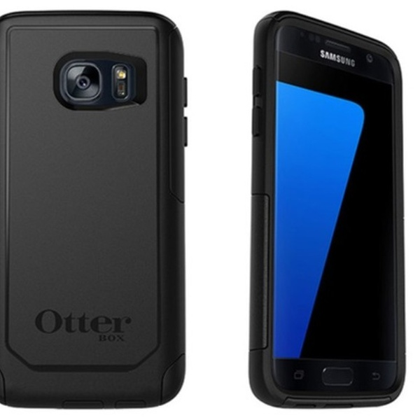best sneakers c5caa 6d436 Otterbox Defender, Symmetry, or Commuter Case for Galaxy S6 Edge Plus/S7/S7  Edge (Refurbished)