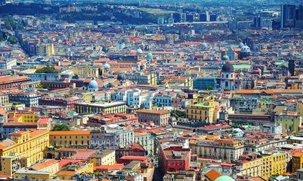 ✈ Naples : 3 nuits à l'hôtel Colombo avec petit-déjeuner, excursion à Pompei et vols A/R depuis Paris Orly ou Marseille