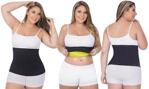 Women's Hot Abs Waist Slimmer Plus-Size Belt at Women's Hot Abs Waist Slimmer Plus-Size Belt, plus 6.0% Cash Back from Ebates.