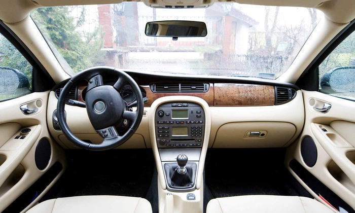 HooptyMack - Pittsburgh: $25 for $50 Worth of Full Interior Steam Cleaning and Detailing ($50) from HooptyMack