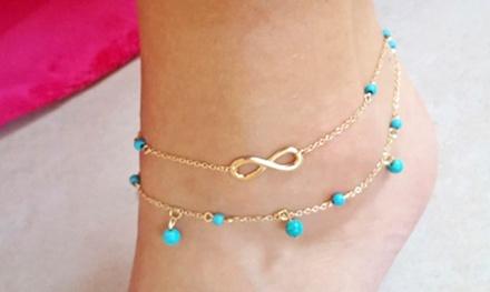 Bracelets de cheville de la marque Victoria's Candy