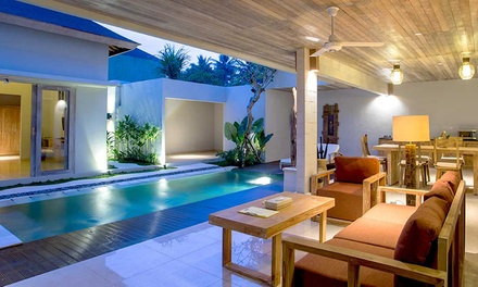 Ubud: up to 7 Nights or 6 People with Breakfast and Welcome Drink at Anulekha Ubud Boutique Resort and Villa