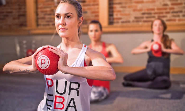 Pure Barre Redondo Beach - Redondo Beach: 10-Class Pack or One Month of Unlimited Pure Barre Classes at Pure Barre Redondo Beach (Up to 62% Off)