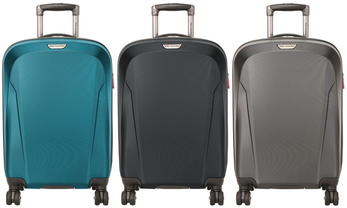 231683448 Ricardo Beverly Hills Lombard Hardside Spinner Carry-On Luggage ...