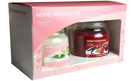 Yankee Candle Home Inspiration Gift Set