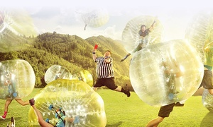 Bubble Combat: Two Hours of Bubble Soccer for 8, 10, or 12 People at Bubble Combat (Up to 54%  Off)