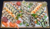 Zestawy sushi: do 120 kawałków