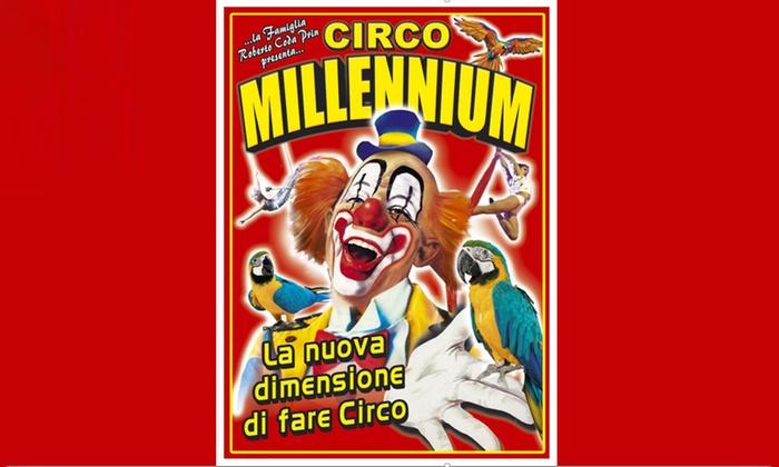 Circo Millennium, Vellezzo Bellini