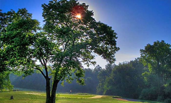 Greentree Golf Club - Turtlecreek: 18 Holes of Golf for Two or Four Including Cart Rental and Range Balls at Greentree Golf Club (Up to 52% Off)