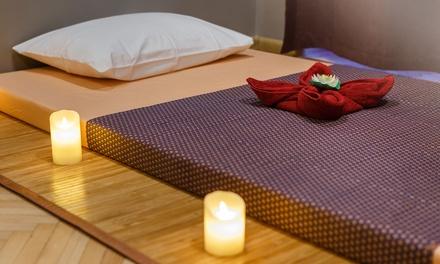 Klasyczny masaż tajski (79,99 zł) i więcej opcji w Thai World Spa (do -55%)