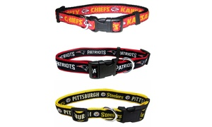 Pets First Officially Licensed NFL AFC Pet Collar